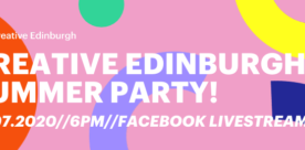 Summer Party Facebook Header