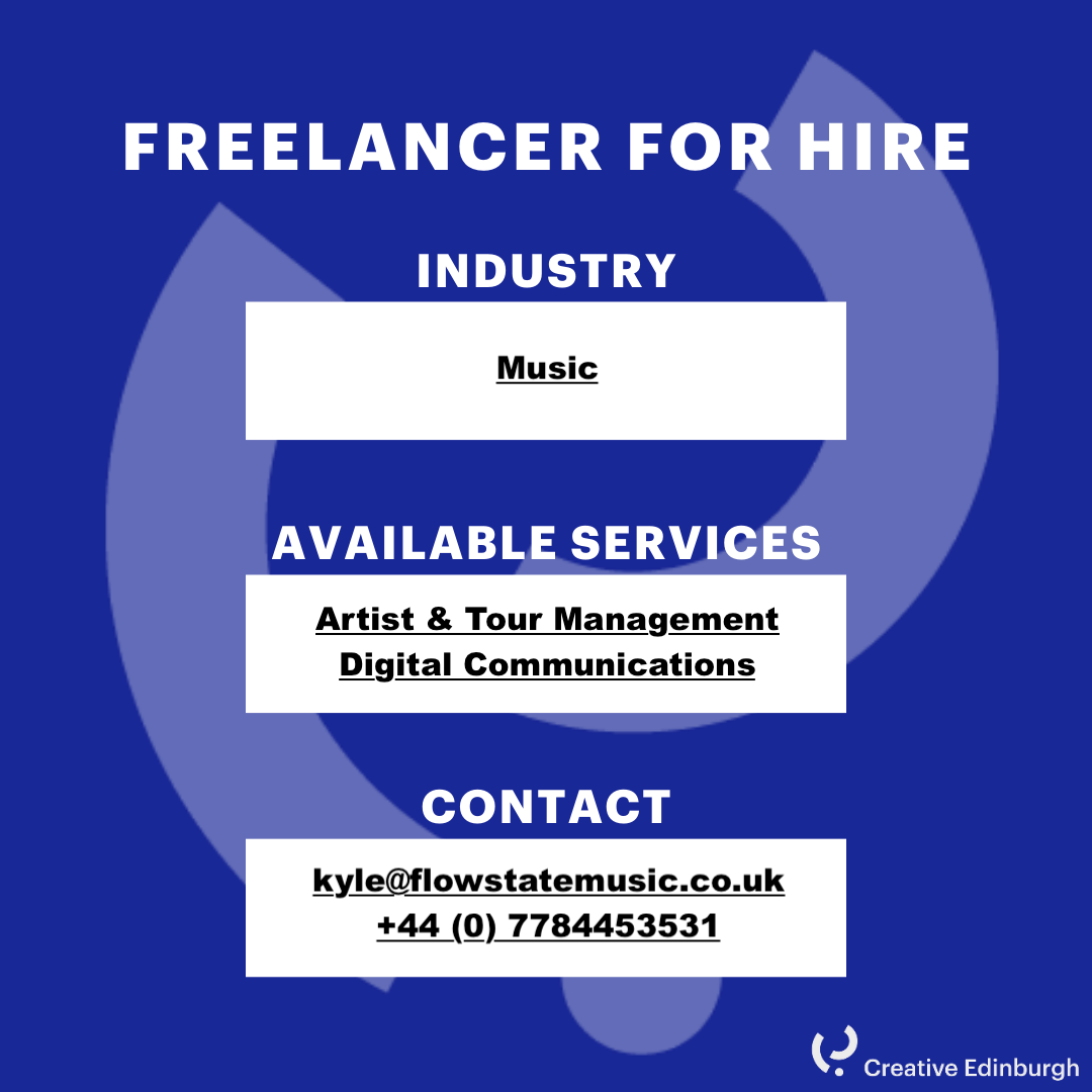 809ed6fc7a03 Freelance for Hire Kyle Wilson